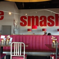 Photo taken at Smashburger by Mr. E. on 3/16/2013