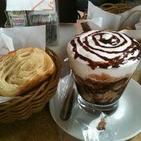 Photo taken at Fran's Café by Amanda C. on 2/9/2013