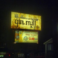 Photo taken at The Gin Mill & Grille by Lilith A. on 3/23/2013