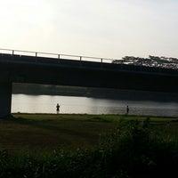 Photo taken at Lower Seletar Reservoir by Muhammad S. on 3/5/2013