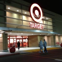Photo taken at Target by JoJo L. on 1/8/2013