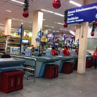 Photo taken at Supermercado Lopes by Daniel R. on 12/27/2012