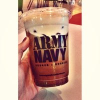 Photo taken at Army Navy Burger + Burrito by Aprl C. on 7/29/2013