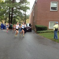 Photo taken at Gordon College by Sara T. on 9/29/2012