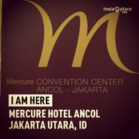Photo taken at Mercure Hotel by Yora M. on 4/20/2013