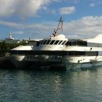 Photo taken at Atlantis Cruises by Martin S. on 7/13/2013