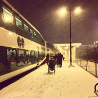 Photo taken at Burlington GO Station by Aimless A. on 11/30/2012