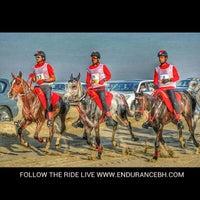 Photo taken at Equestrian Endurance Village by Hasan A. on 11/29/2013
