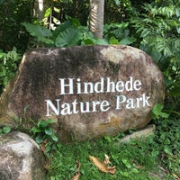 Photo taken at Hindhede Nature Park by David C. on 12/6/2016