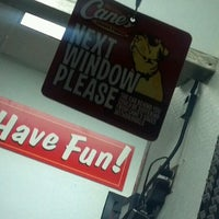 Photo taken at Raising Cane's by Teamyummy on 11/6/2012