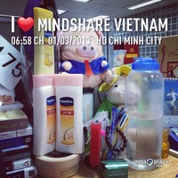 Photo taken at Mindshare Vietnam by Andy D. on 3/1/2013