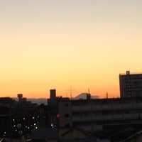 Photo taken at 飯塚橋 by Tokuhide G. on 12/30/2016