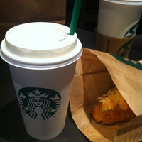 Photo taken at Starbucks by Nataly T. on 4/20/2013