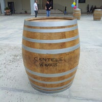 Photo taken at Cantele Vini by Emmanuela P. on 5/26/2013