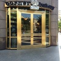 Photo taken at Corner Bakery Cafe by sneakerpimp on 6/1/2013