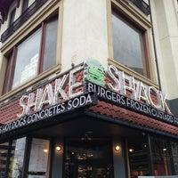 Photo taken at Shake Shack by sneakerpimp on 2/19/2013