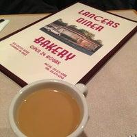 Photo taken at Lancers Diner by Sage B. on 3/21/2013