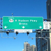 Photo taken at West Side Highway by Jeffrey P. on 2/18/2013