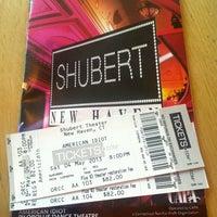 Photo taken at Shubert Theatre by Linda T. on 5/4/2013