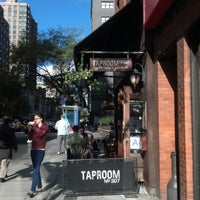 Photo taken at Taproom No. 307 by Lisa G. on 10/21/2012