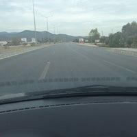 Photo taken at İzmir - Çanakkale Yolu by irem i. on 9/16/2013