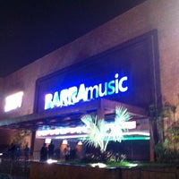 Photo taken at Barra Music by Andreo B. on 11/27/2012