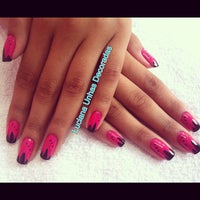 Photo taken at Luciana Manicure - Unhas Decoradas by Belle S. on 10/5/2012