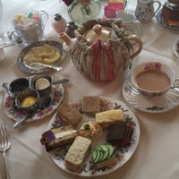 Photo taken at Teaberry's Tea Room by Nikki B. on 6/5/2016