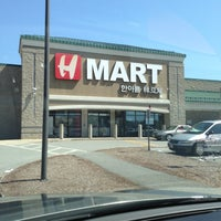 Photo taken at H Mart by Rob M. on 4/28/2013
