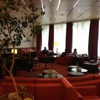 Photo taken at Sheraton Munich Westpark Hotel by Rogova M. on 5/27/2013