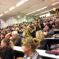 Photo taken at University of Piraeus by Maria T. on 2/19/2013