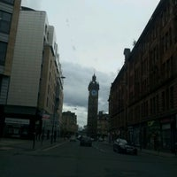 Photo taken at Glasgow Cross by Pauline C. on 6/13/2013