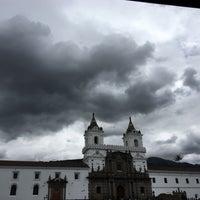 Photo taken at Iglesia de San francisco by Francisco M. on 6/19/2016