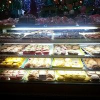 Photo taken at Mi Tierra Café y Panadería by Korinne c. on 12/9/2012