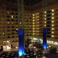 Photo taken at Renaissance Orlando at SeaWorld® by Dara on 11/13/2012