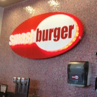 Photo taken at Smashburger by Dara on 3/2/2013