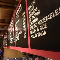 Photo taken at Felipe's Taqueria by Daniel C. on 7/27/2013