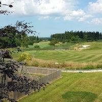 Photo taken at Tulfarris Hotel & Golf Club by Michael K. on 7/20/2013