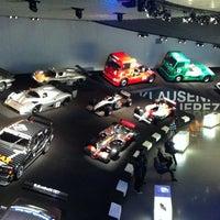 Das Foto wurde bei Mercedes-Benz Museum von Alexandr K. am 12/6/2012 aufgenommen