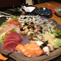Photo taken at Gendai by Fabiana D. on 6/29/2013