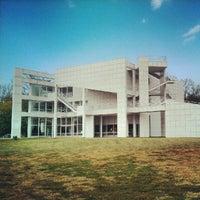 Photo taken at Atheneum/Visitors Center by Sarah S. on 11/3/2012