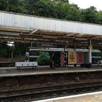 Photo taken at Brockenhurst Railway Station (BCU) by Phil B. on 7/3/2013