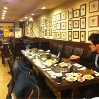 Photo taken at 등나무집 by Young Soo J. on 2/15/2013