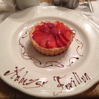 Photo taken at Auberge Internationale De Forillon by Anne R. on 7/24/2013