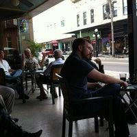 Photo taken at King Corona Cigars Cafe & Bar by Joe G. on 11/15/2012