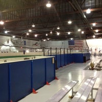 Photo taken at Offutt Field House by Hannah T. on 10/1/2012