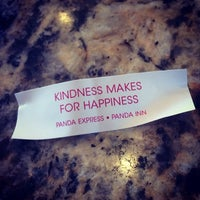 Photo taken at Panda Express by Juan D. on 2/19/2014