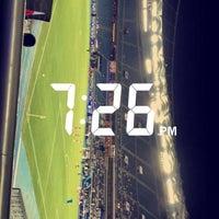 Photo taken at Jaber AlAhmad International Stadium by F on 9/23/2016