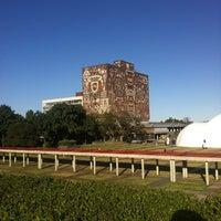 Photo taken at Universidad Nacional Autonoma de Mexico by Aaron Z. on 11/19/2012