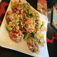 Photo taken at Cabo Grill Fish & Tacos by Vaira A. on 3/28/2013